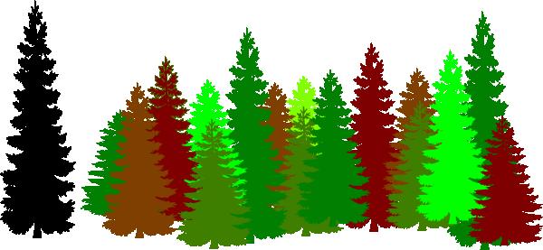 600x277 Top 82 Forest Clip Art