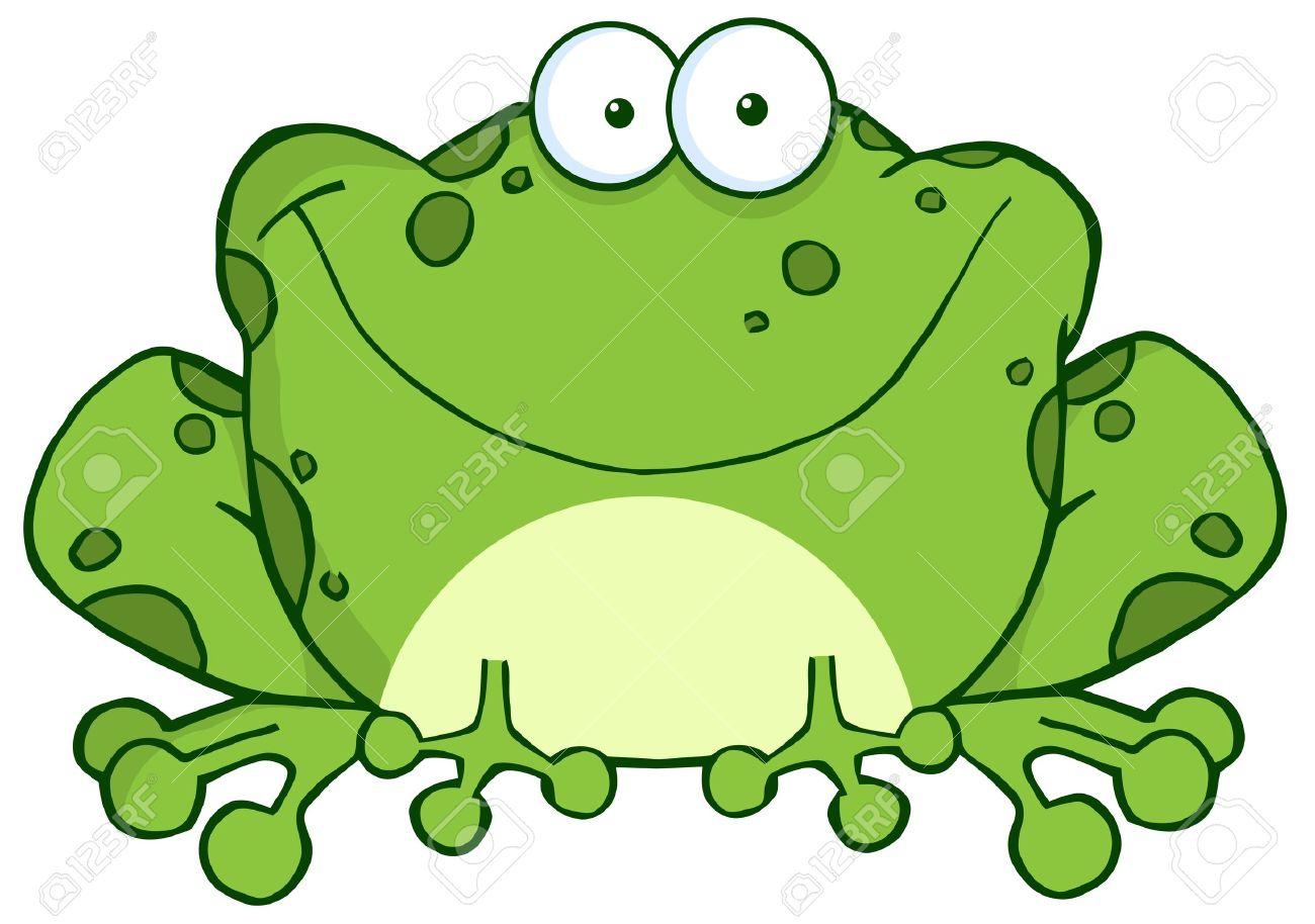 1300x914 Frog Cartoons Group