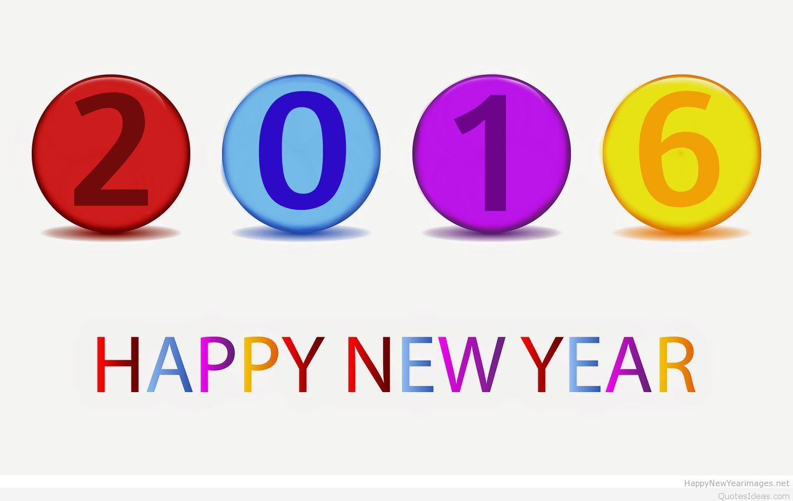 1600x1012 Free Happy New Year Clipart