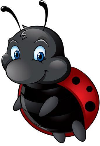 Animated Ladybug Clipart