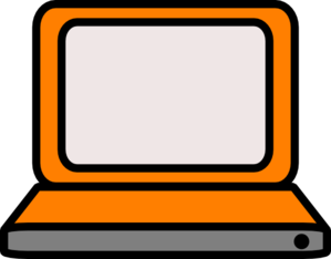 299x234 Animated Laptop Clipart Clipartcow
