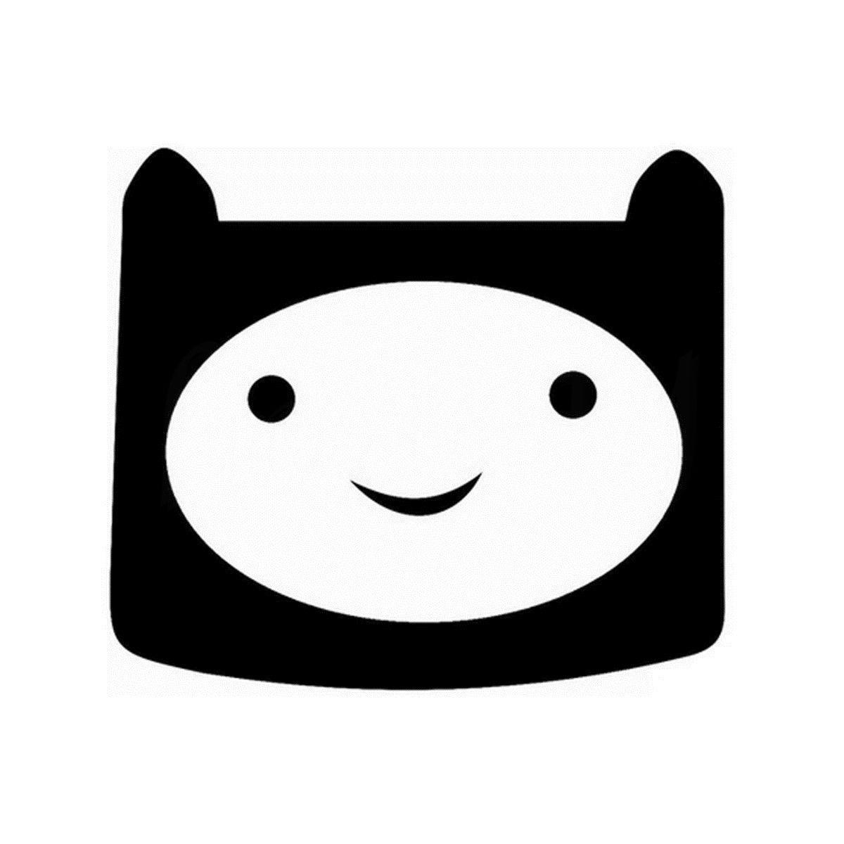 1200x1200 Lovely Smile Animated Film Classic Game Logo Adventure Time Finn