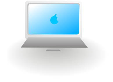 389x283 Animated Laptop Clipart