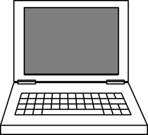 299x273 Animated Laptop Clipart