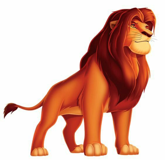 Animated Lion Pictures