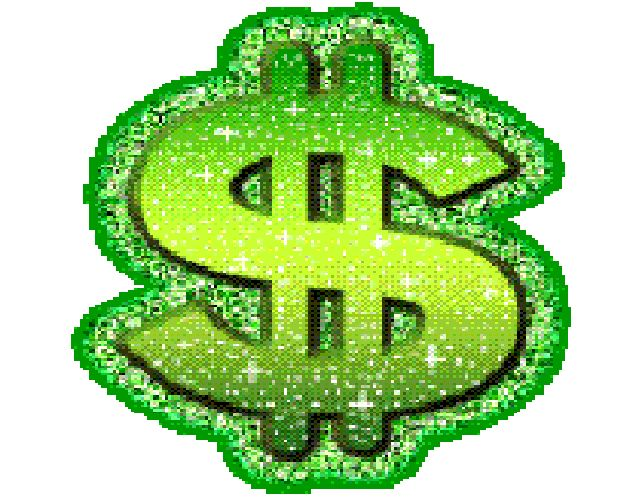 Animated Money Clipart