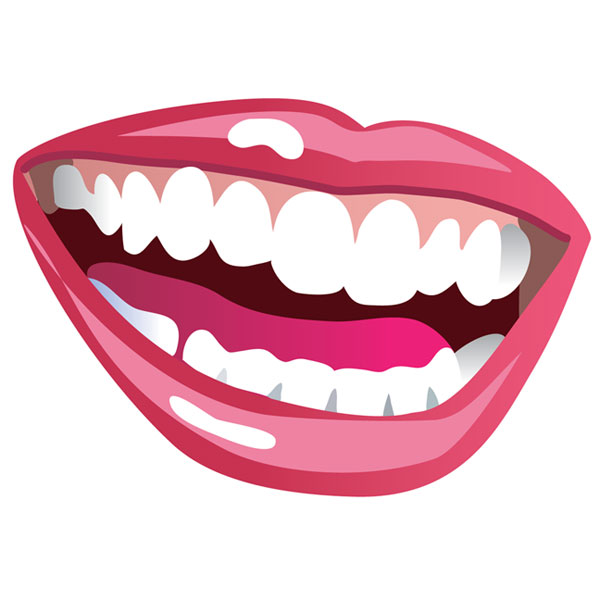 600x600 Cartoon Mouth