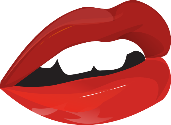 600x440 Mouth Lips Teeth Clip Art