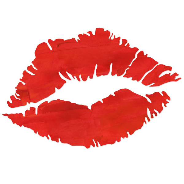 600x600 Red Lips Clip Art Many Interesting Cliparts