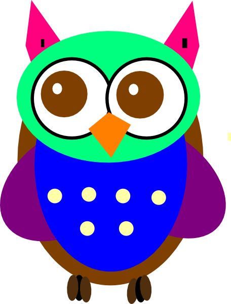 Animated Owl Pictures