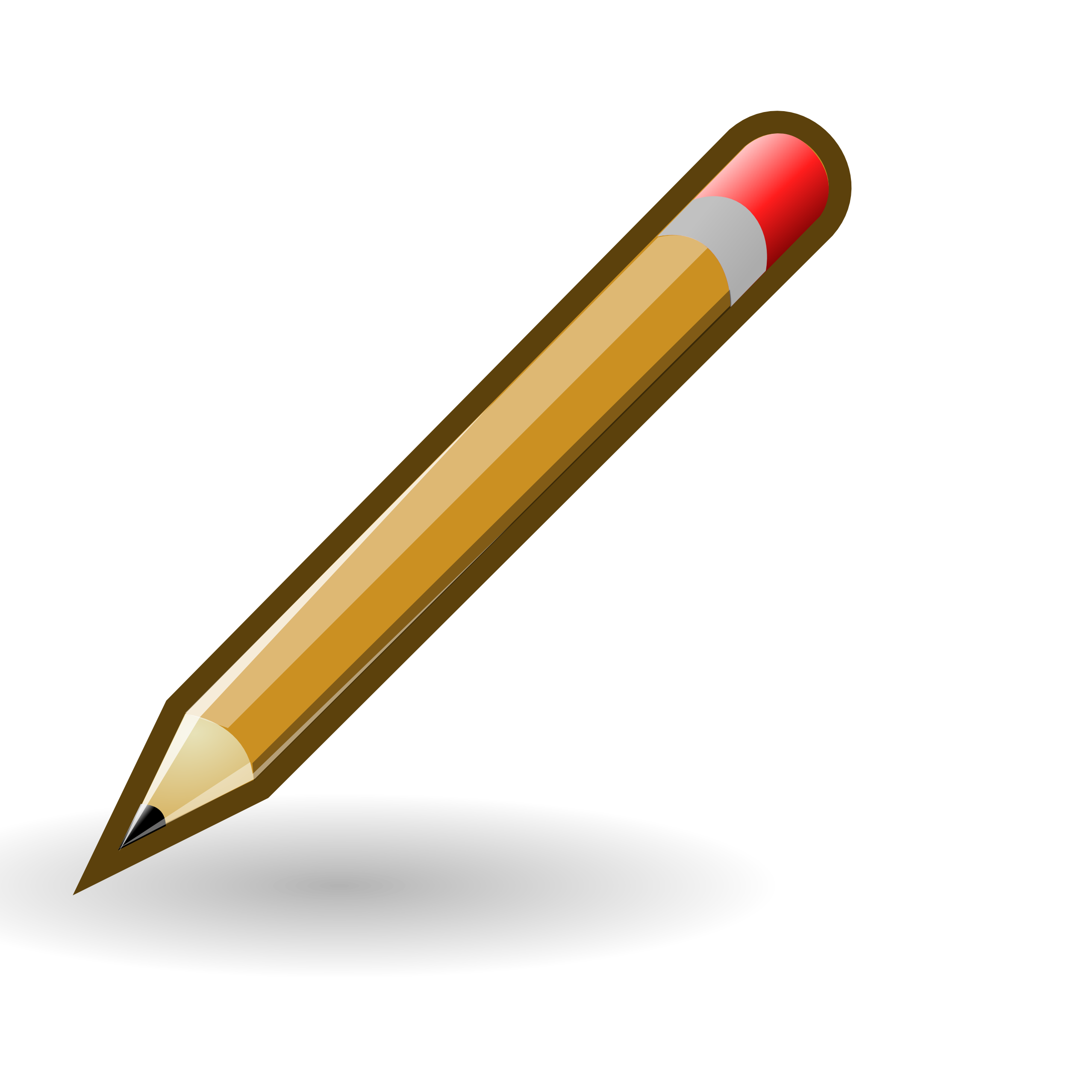 2555x2555 Animated Pencil Clip Art Clipart Image 7