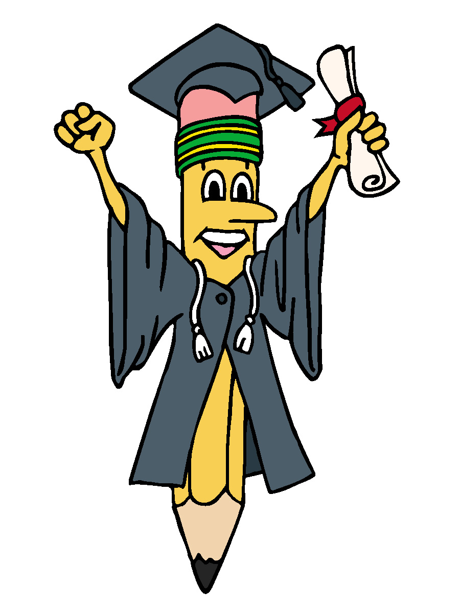 900x1200 Graduation Clipart Animated