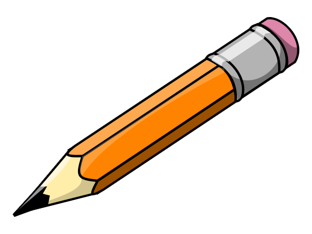 640x480 Pencil Free To Use Clipart