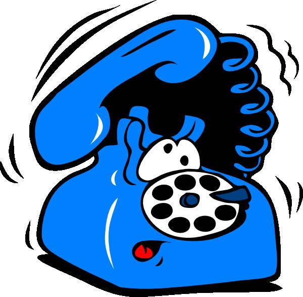 600x587 Ringing Phone Clip Art