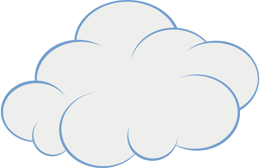 1024x665 Clouds Clipart White Background