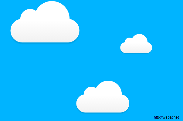 603x399 Animated Cloud Pictures Group