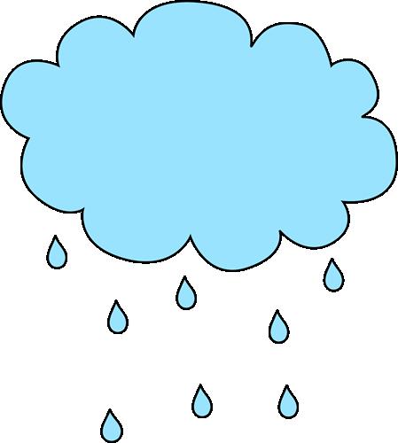 449x500 Rain Cloud Clipart Biezumd