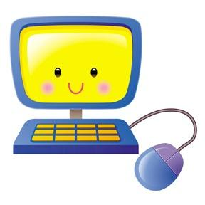 288x288 Clipart Images Of Kids And Computers