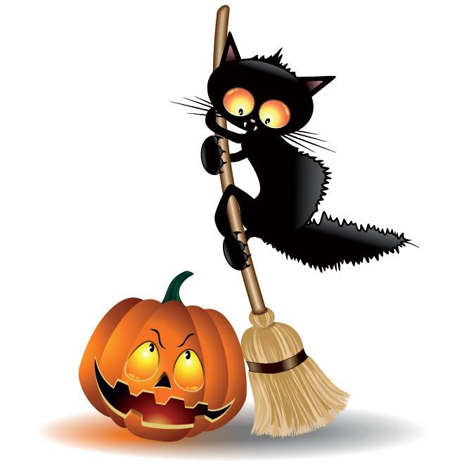 Animated Pictures Of Halloween