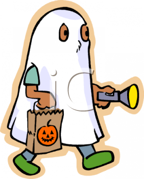 282x350 Moving Clipart Halloween