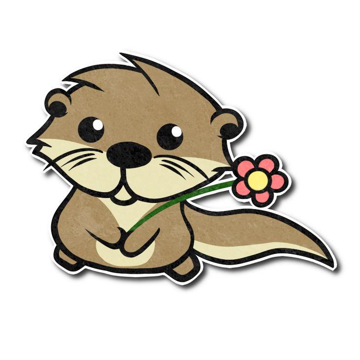 736x736 517 Best Otters Images Art Art, Animation Films