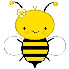 236x236 Honey Bee Clipart Image Cartoon Honey Bee Flying Around Honey