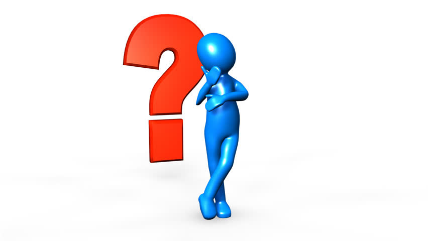 Animated Question Mark Clipart