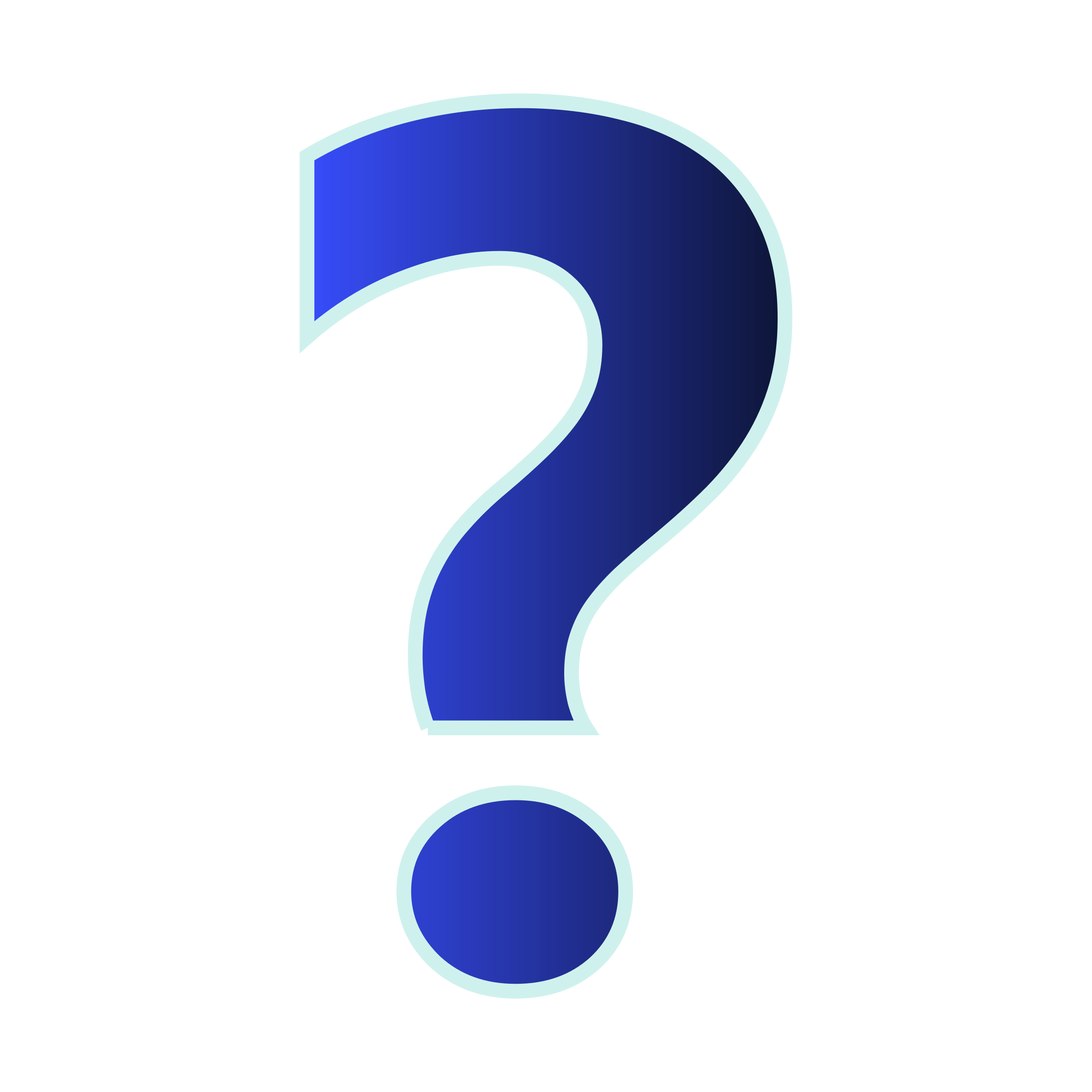 2400x2400 Animated Question Mark Clipart 6