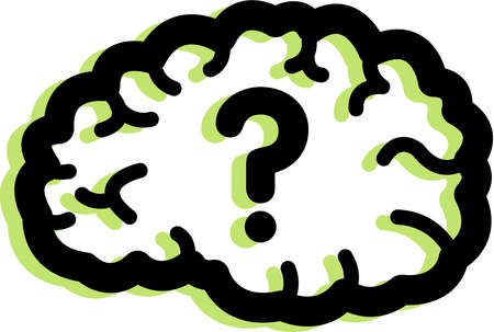 450x303 Brain Clipart Question Mark