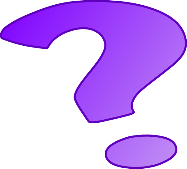 600x544 Question Mark Clip Art