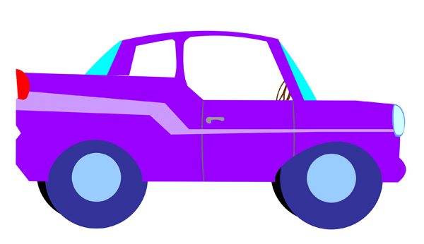 600x346 Mini Clipart Animated Car