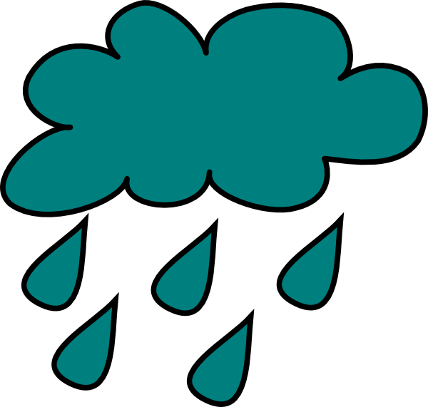 600x571 Animated Rain Clipart