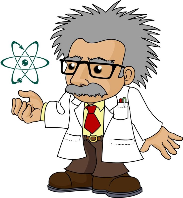 736x794 Science Clip Art Set Science And 6