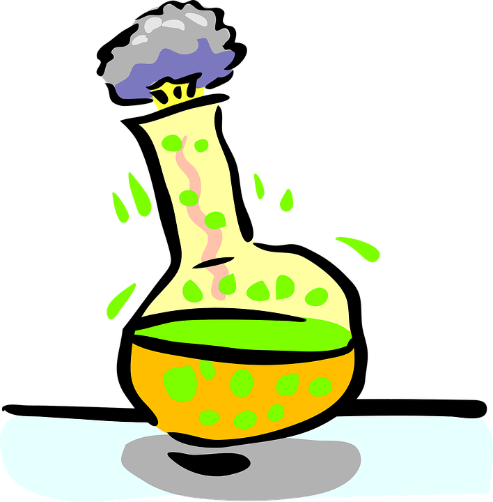 708x720 Science Clipart Chemical Reaction