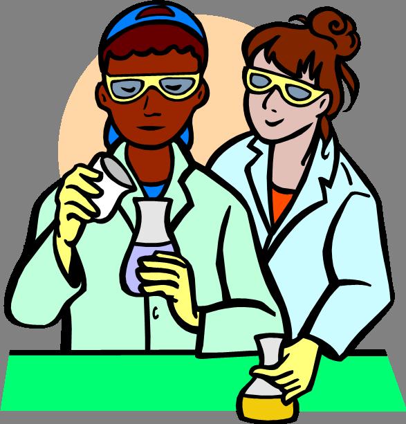 587x613 Science Clip Art