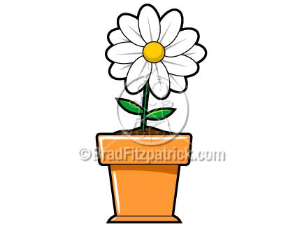 432x324 Cartoon Flower Clip Art Flower Graphics Clipart Flower Icon
