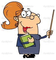 Animated teacher. Clipart free download best