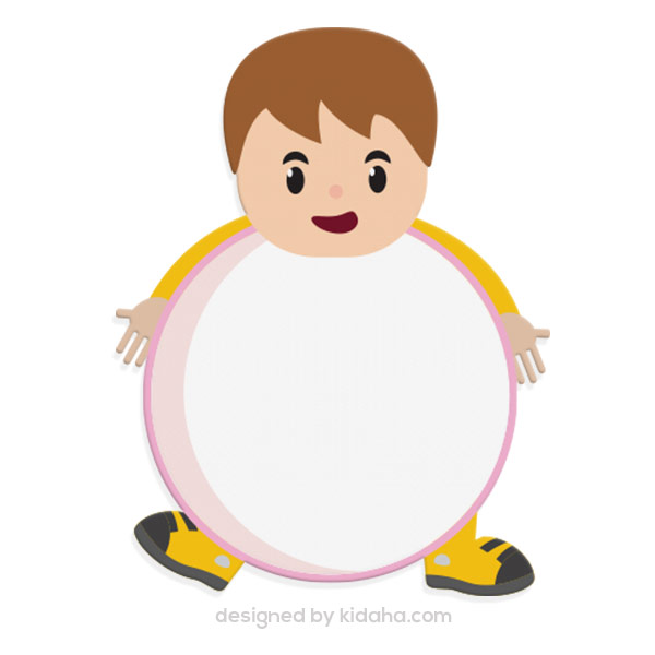 600x600 Free Education Clip Arts Boy With Circle Ball Free Education