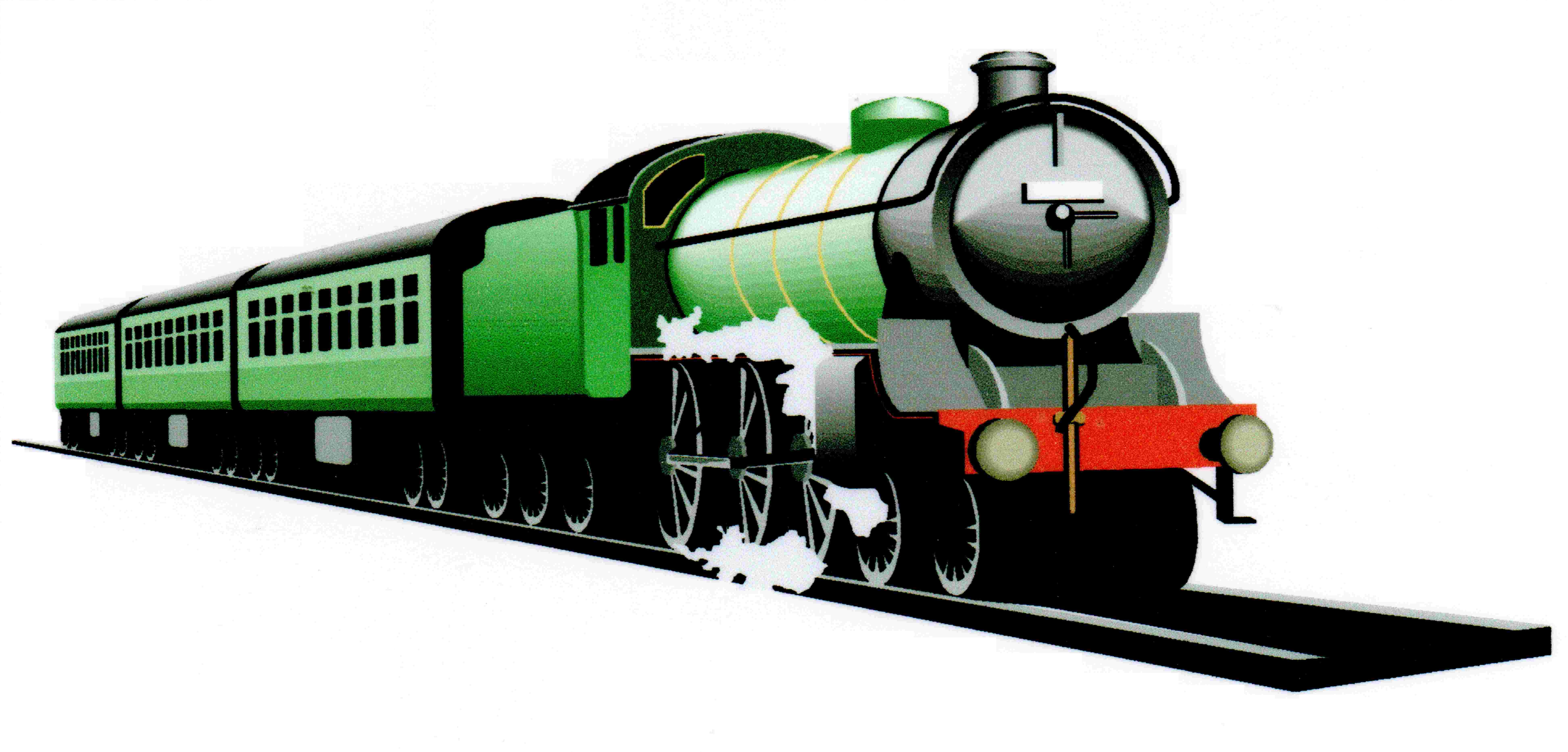 Animated Train Pictures | Free download on ClipArtMag