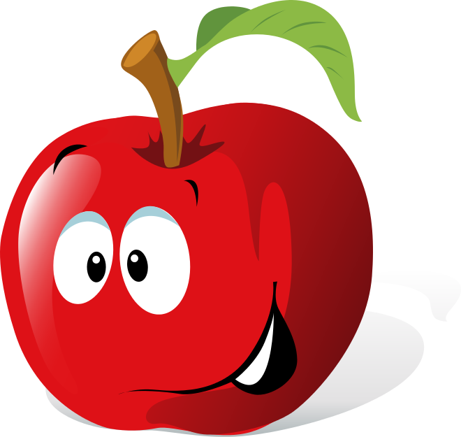660x625 Graphics For Animated Fruit Clip Art Graphics