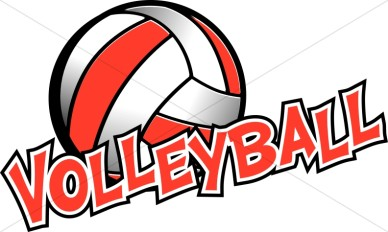 388x232 Colors clipart volleyball