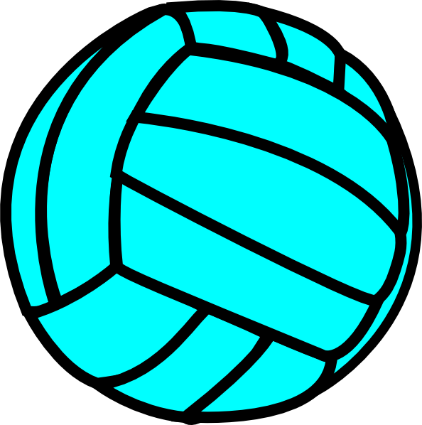 594x598 Volleyball Cliparts Heart