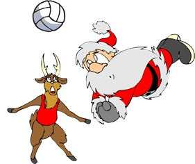 281x236 Best Volleyball Clipart Ideas Volleyball Rules