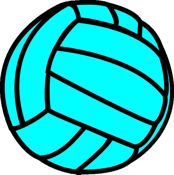 594x598 Volleyball Clip Art