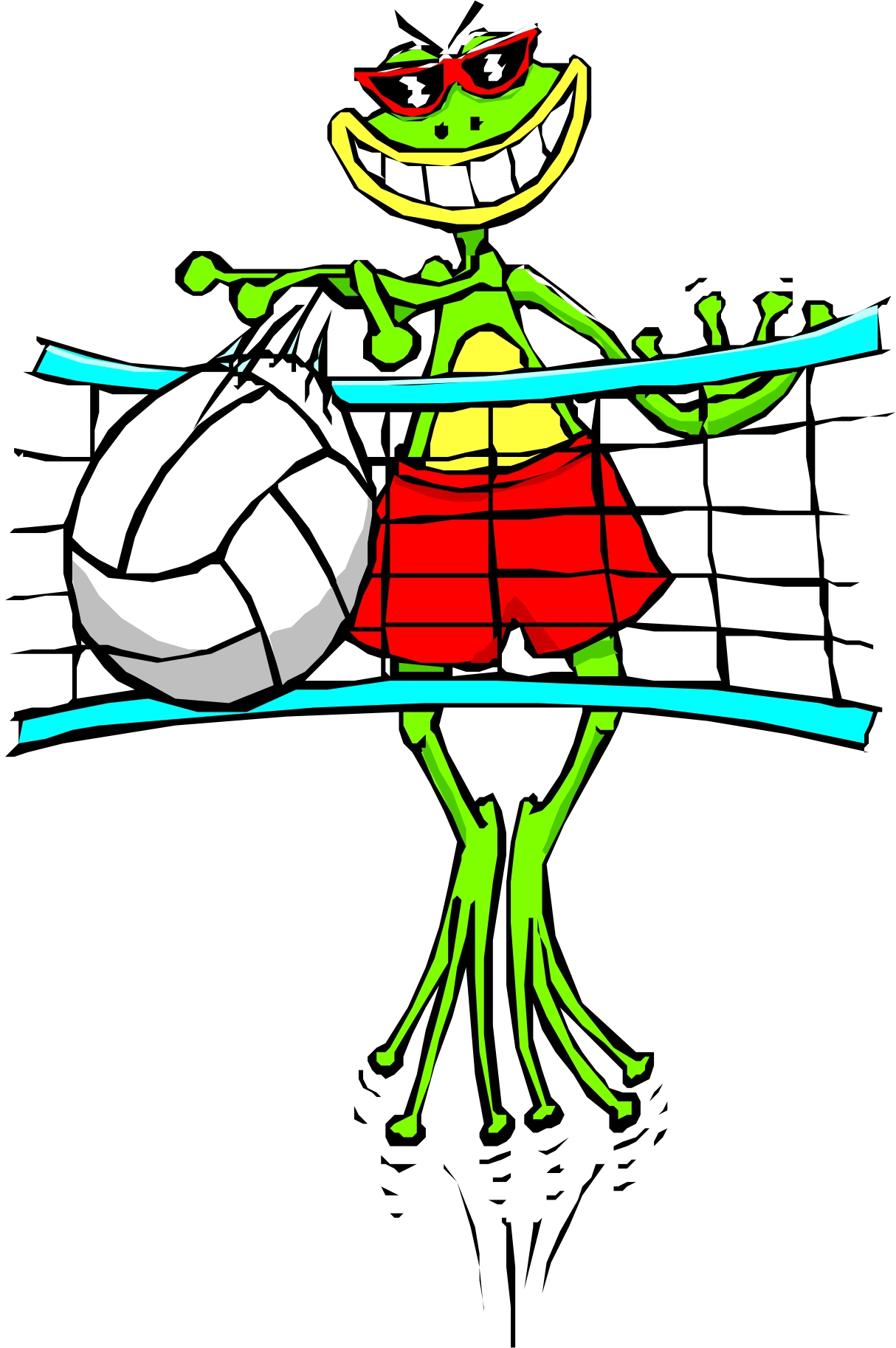 1214x1826 Animated Volleyball Clipart
