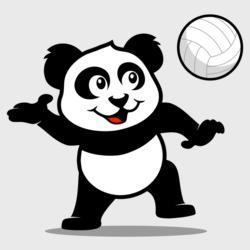 250x250 Cute Union Original Cartoon Gifts Of Sports, Countries, Hobbies
