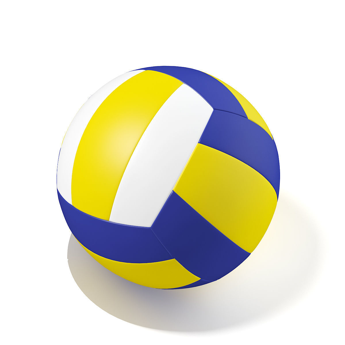 1200x1200 Volleyball 3d Models Cgtradercom How To Write A Budget Proposal