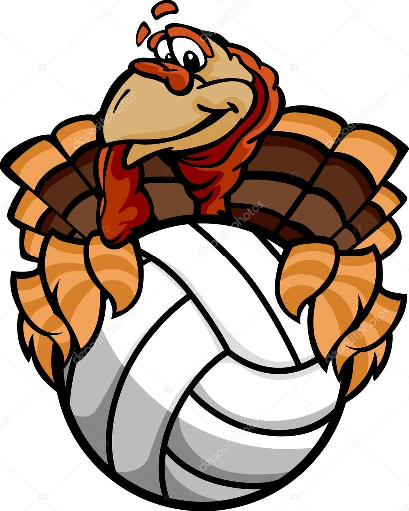 819x1024 Volleyball Clipart Animated Happy
