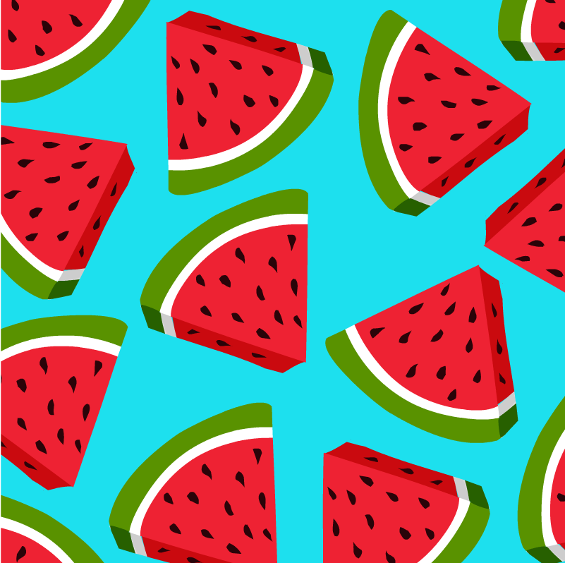 801x798 Graphics For Watermelon Heart Graphics