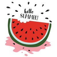 200x200 Animated Watermelon Stickers